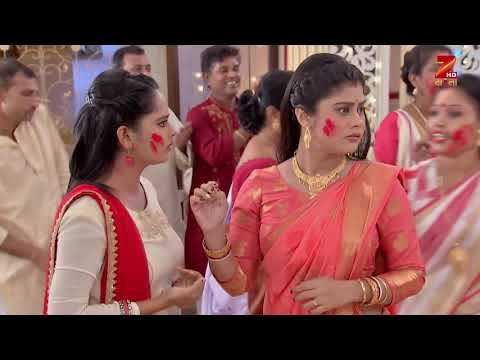 Aamar Durga - Indian Bangla Story - Epi 545 - Oct 12, 2017 - Zee Bangla TV Serial - Best Scene