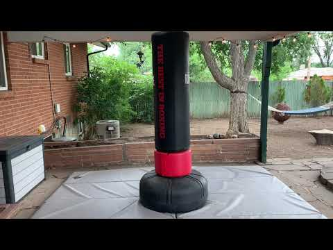 Ringside Elite Free-Standing Fitness Punching Bag Review
