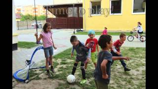 Pugg Soccer Goals - Romania Thanks You!
