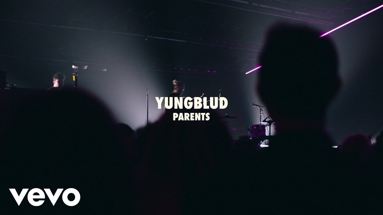 YUNGBLUD - Parents (Live) | Vevo LIFT Live Sessions