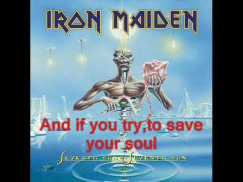 Iron Maiden-Moon Child | Lyrics in description and video mp3