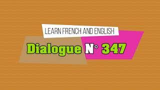 5 dialogues en français (351 - 355)