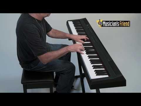 Yamaha P-105 88-Note Digital Piano