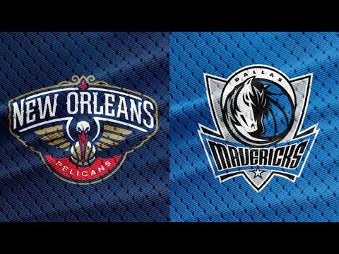 New Orleans Pelicans Vs Dallas Mavericks Live Stream    Nba Live    Play By Play Reaction