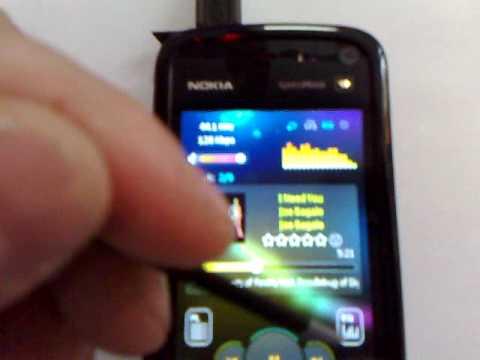Power MP3 para Nokia 5800 XpressMusic e Nokia N97