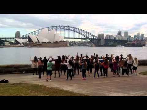 The Sid Shuffle - Ice Age 4: Continental Drift, Sydney, Australia