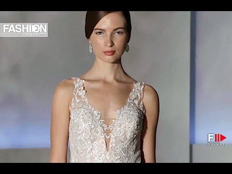 JUSTIN ALEXANDER New York Bridal Fashion Week Fall 2018 - Fashion Channel