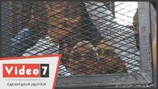 المؤبد لمحمد بديع ومحمد البلتاجى وصفوت حجازى فى اقتحام قسم العرب ببورسعيد
