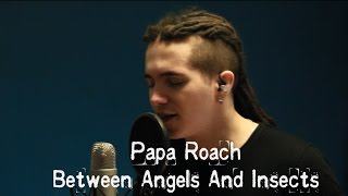 Papa Roach – Between Angels And Insects (Vocal & Guitar cover)