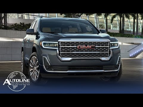 GMC Acadia Refreshed, GM Closes Canadian Plant - Autoline Daily 2534