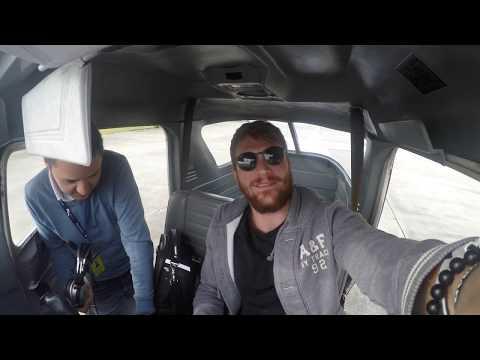 CESSNA 150 FIRST SOLO FLIGHT!