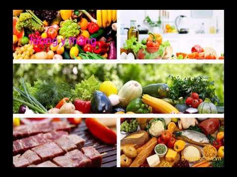 Những loại thực phẩm bổ thận âm bạn cần biết