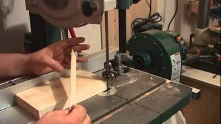Tiw Short Update No. 12 - My Bandsaw Makes Me Giddy Like A School Girl