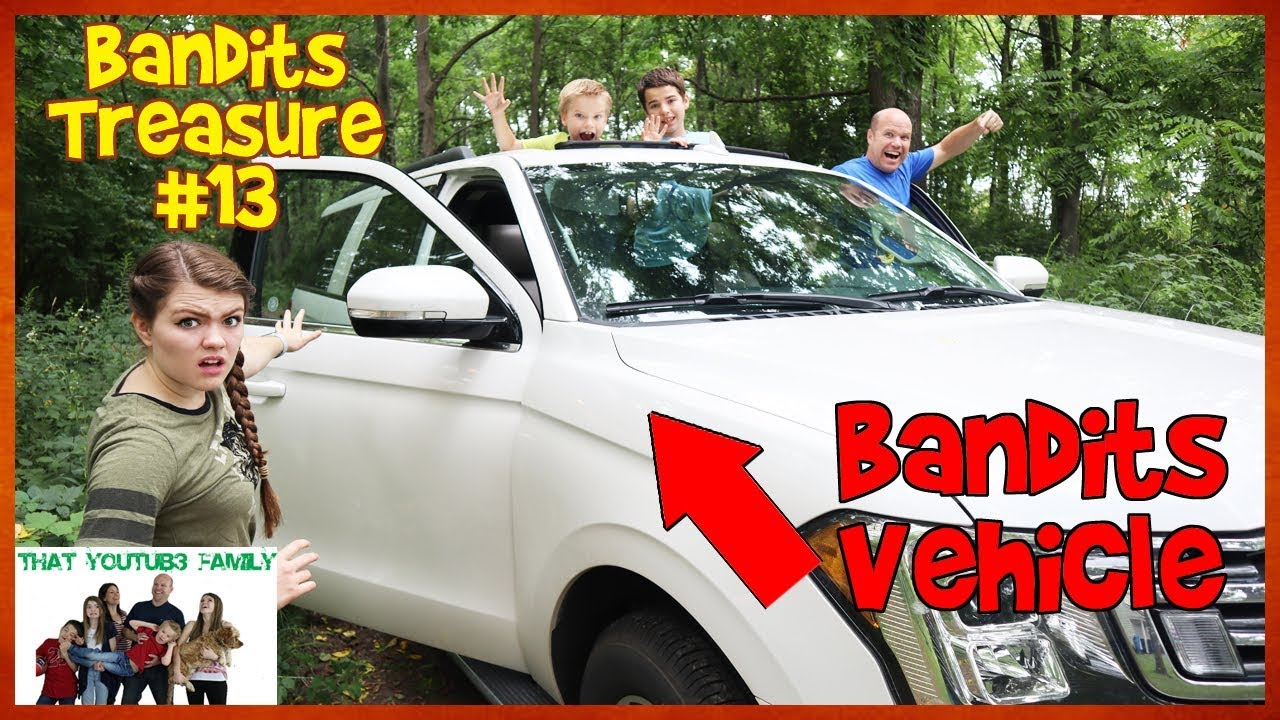 Download WE STOLE THE BANDITS VEHICLE! Bandits Treasure Part 13💰 / That YouTub3 Family