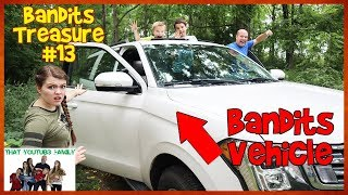 WE STOLE THE BANDITS VEHICLE! Bandits Treasure Part 13 / That YouTub3 Family