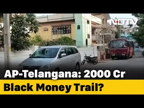 Over Rs 2,000 Crore Uncovered In Income Tax Raids In Andhra, Telangana