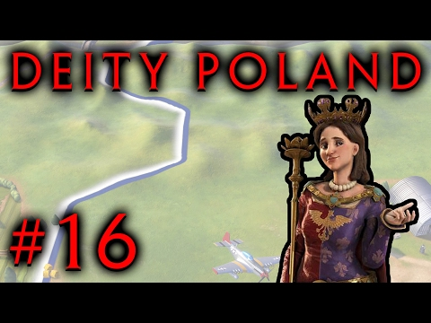Poland can Into Civilization 6! - Let's Play - Part 16