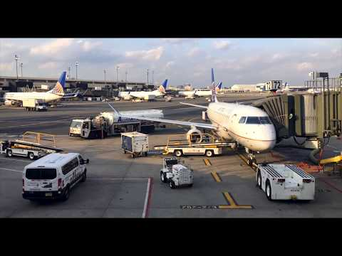 Connecting In Newark Liberty International Airport (EWR)