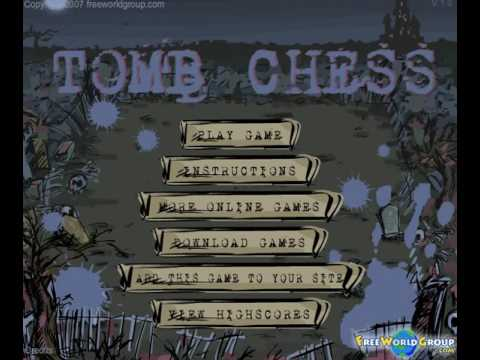 Tomb Chess Music
