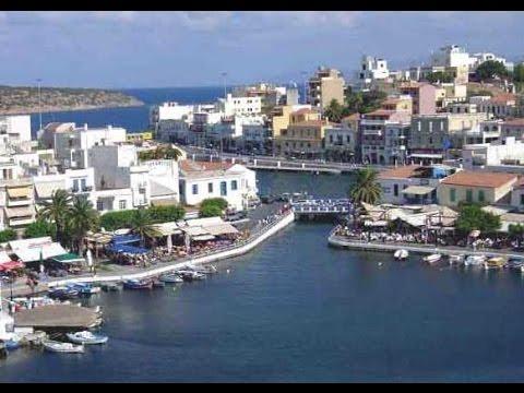 Άγιος Νικόλαος - Agios Nikolaos - Crete in 4K ( UHD )