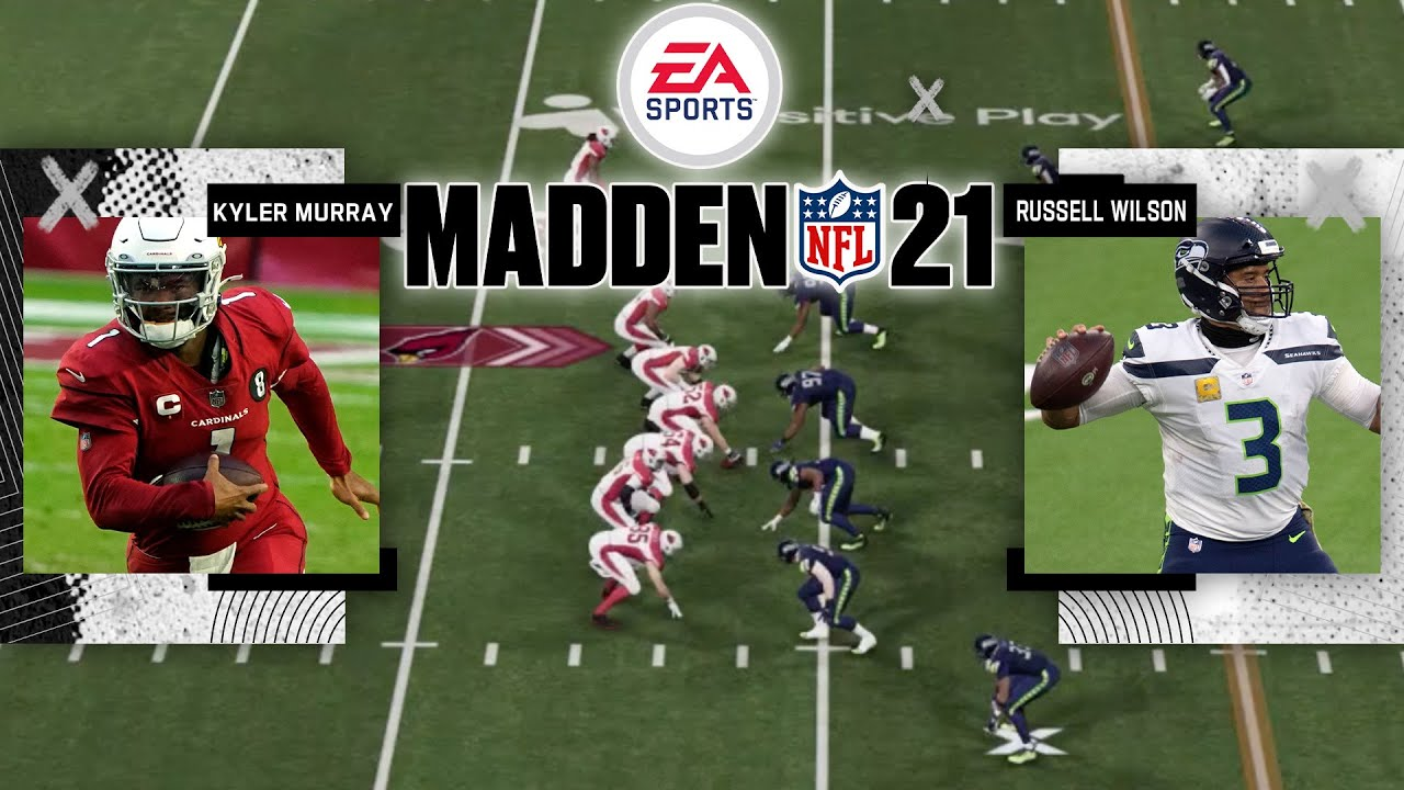 Star Studded Week 11 Rematch! Kyler Murray vs. Russell Wilson | Madden '21