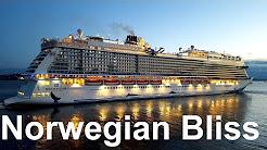 Norwegian Bliss Inaugural Seattle Departure June 2018