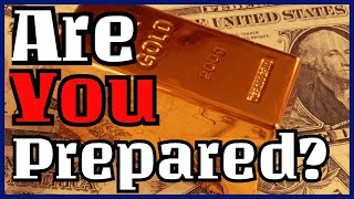 Gold Spikes As Dollar Crash Looms - If You're Not Protected What Are You Waiting For?