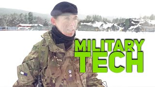 Trident Juncture 2018 - British Army Technology and Engineering