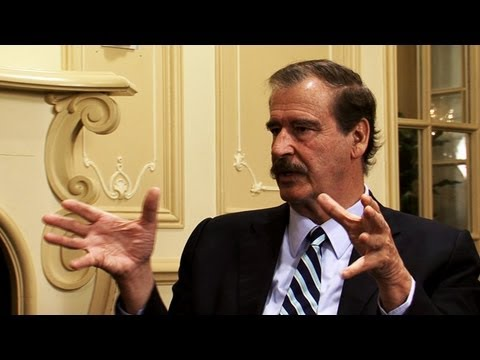 Revolution of Hope, Vicente Fox, Former President of Mexico