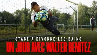 Divonne : un jour avec Walter Benitez