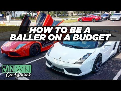 How To Buy A $1.5 Million Exotic Car Collection For $275k