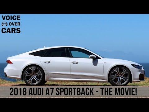 2018 Audi A7 Sportback Fahrbericht Fahreindruck Review Probefahrt Fakten Assistenzsysteme Meinung