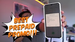 Best Smart Prepaid Promo! [TIP TO SAVE MONEY ON LOAD!]