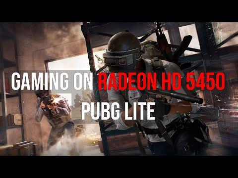 PUBG Lite | Radeon HD 5450 512MB + I5 3570 + 8GB RAM [Ultra Low Graphics]