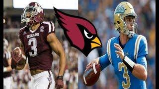 Arizona Cardinals 2018 Draft Class