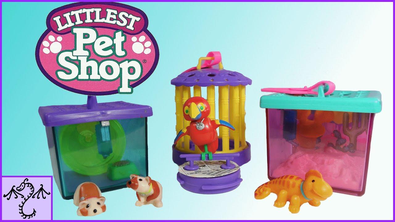 1993 littlest pet shop toys ticklish toucan hurrying. Black Bedroom Furniture Sets. Home Design Ideas