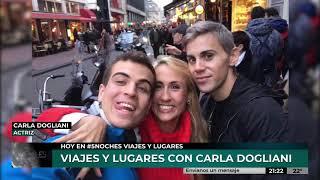 Carla Dogliani en 5 Noches
