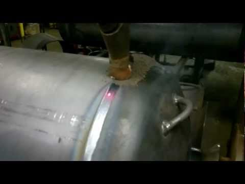 Submerged Arc Welding SAW Pressure Vessel welding