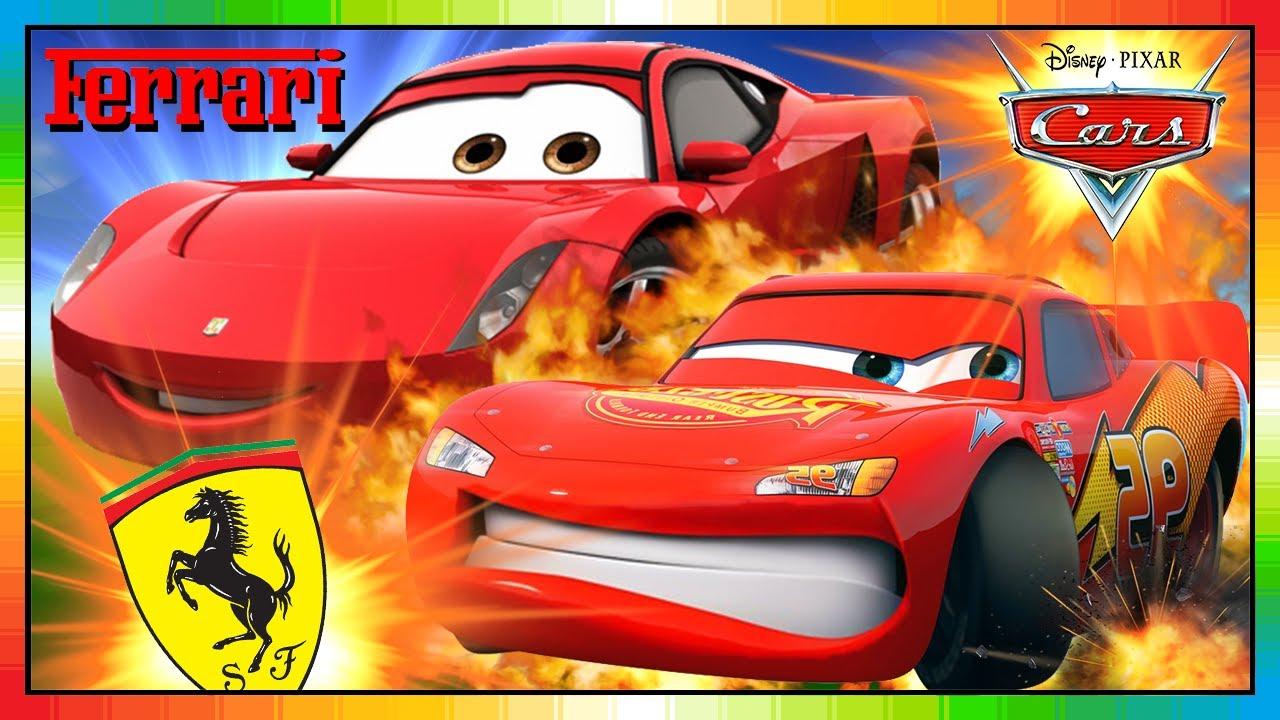 cars movie � cars full movie �� ferrari giovanni