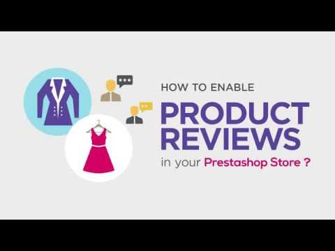How to add Product Review in your Prestashop Store