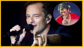 David Hallyday : « La voix de mon père dans son dernier album est exceptionnelle »