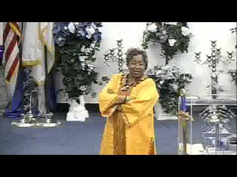 Prophetess Henrine Gray - Living a Healthy Life as God Ordained - Part VII
