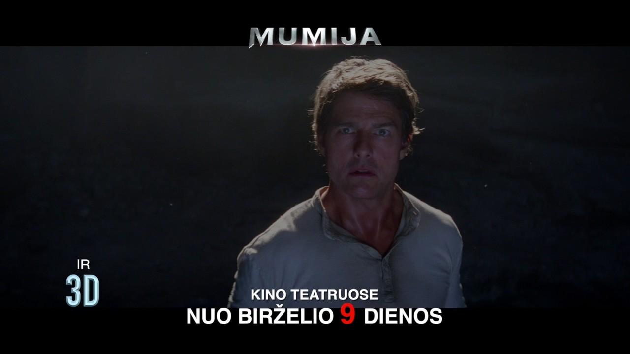 MUMIJA (2017) 30 sek.