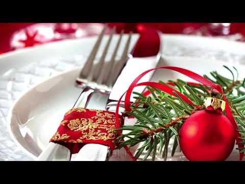 ◄Сервировка Новогоднего Стола. 100 Идей Оформления! DIY►