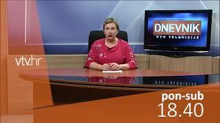 VTV Dnevnik najava 13. studenog 2018.