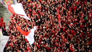 Union Berlin im DFB Pokal 31.10.2018