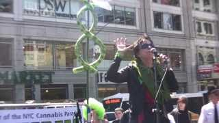2013 NYC Cannabis Parade