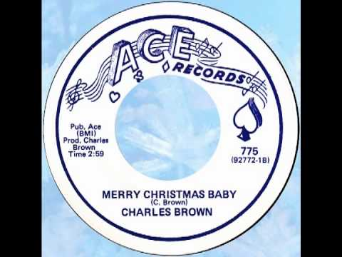 charles brown merry christmas baby ace 1966