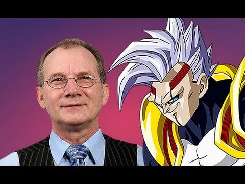 Dragonball GT - Gerald Schaale/ Baby Vegeta (Interview)