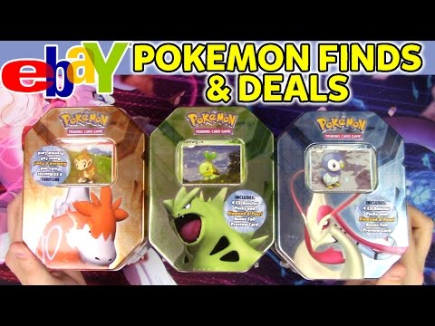 Ebay Pokemon Card Finds, Deals, & Buys Mail Stuffs Vintage P